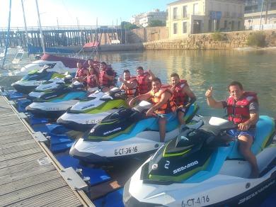 jetski, torrevieja, moto de agua, sea, mar, agua, deporte, sport