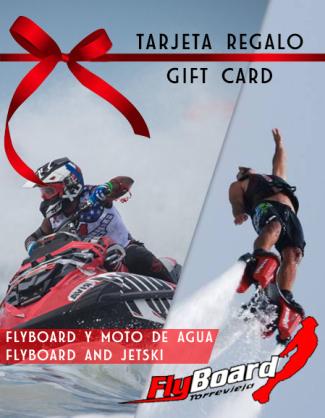 flyboard, jetski, torrevieja, actividad, regalo, torrevieja, moto de agua, volar sobre el agua