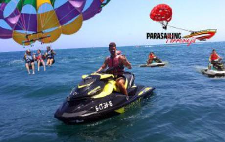 Pack Moto de agua y Parasailing Torrevieja