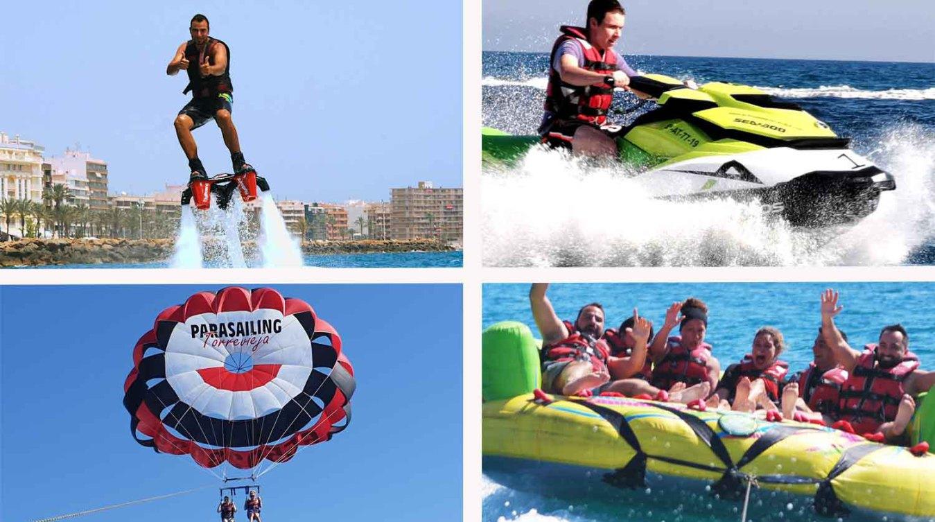 Pack actividades Flyboard Torrevieja